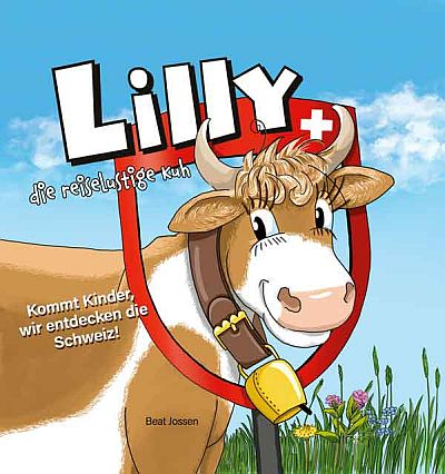 Lilly die reiselustige Kuh Cover